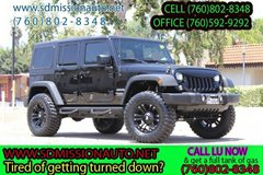 2014 Jeep Wrangler Unlimited Sport Ask for Louis (760) 802-8348 in Camp Pendleton, California