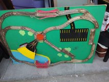 Kids Wooden Train Town Track in Roseville, California