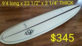 (9ft4) LONGBOARDS SURFBOARDS SURFBOARD LONGBOARD  BEGINNER OR SKILLED in San Ysidro, California