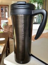 Starbucks Stainless Steel Tumbler With Handle in Oceanside, California