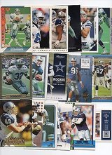 DALLAS COWBOYS 50 CARD PAST FOOTBALL LOT NO DUPLICATES 50 DIFFERENT PLAYERS in Chicago, Illinois