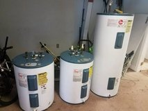Rheem Water Heaters in Beaufort, South Carolina