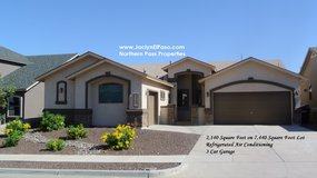 2012 - 3 Bed/ 2 Bath Home for Sale w/ Refrigerated in El Paso, Texas