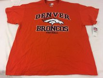 nwt 2017 nfl team apparel denver broncos vf imagewear crewneck t-shirt  00772 in Huntington Beach, California