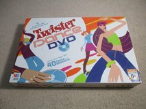 NEW Milton Bradley TWISTER Dance DVD Game in Morris, Illinois