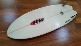 "(RUSTY WHITLOCK) Surfboard 5'foot1"" surf board shortboard in San Ysidro, California"