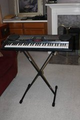 Casio CTK 558 with Stand in Kingwood, Texas