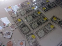 Currency and Coin in Fort Riley, Kansas