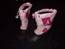 "Kamik Girls Pink ""Fireball"" Snowboots size 10 **Rated to -25°F in Silverdale, Washington"