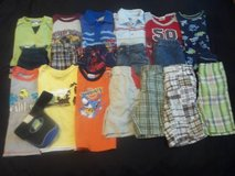 Boys size 4T Summer Clothes (lots of shorts & shirts) in Silverdale, Washington