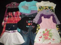 Girl 5T Summer & Winter Clothes Lot in Silverdale, Washington