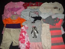Girls size 4T Spring Summer Fall Clothing Bundle in Silverdale, Washington