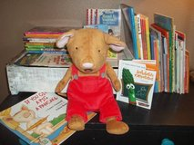 67 Pieces-- Lots of Kids Books! Plus a Stuffed Animal to Match a Book in Silverdale, Washington