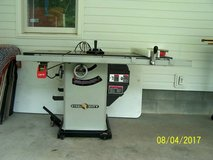 """Steel City 10"""" 3 hp Cabinet Saw in Cherry Point, North Carolina"""