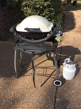 WEBER Q 1200 PORTABLE GAS GRILL in Nashville, Tennessee