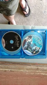 Harry Potter complete 8 film collection blu ray in Fort Leavenworth, Kansas