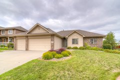 HUGE Walkout Ranch on golf course! in Bellevue, Nebraska