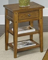 Liberty Furniture Lake House Side / End Table 110-OT1021 - New in Joliet, Illinois