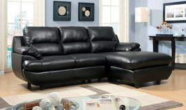 Quay Sectional Sofa Bonded Leather FREE DELIVERY in Camp Pendleton, California