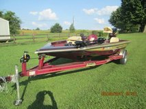 Norris Craft 18Ft Bass Boat in Clarksville, Tennessee