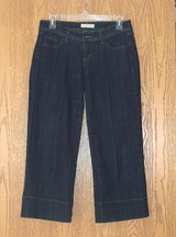 Tommy Hilfiger Denim Jean Capri Pants Womens 3 Juniors in Plainfield, Illinois