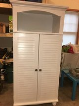 white dresser/desk/hutch in New Lenox, Illinois