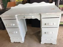 Vintage Shabby Chic Wood Desk in Vista, California
