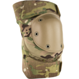 bpe military issue multicam wrap around medium knee pads     00888 in Huntington Beach, California