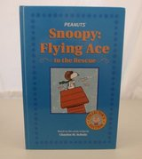 Peanuts Snoopy Flying Ace to the Rescue Collector's Edition Hard Cover Book in Yorkville, Illinois