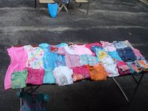 39 Pieces GIRLS 6 6X Toddler Pants Shirts & More Clean 1 Price for ALL in Brookfield, Wisconsin