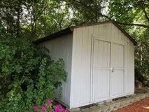 10 x 10 SHED (FREE) in Naperville, Illinois