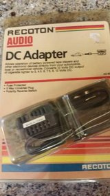 Audio DC Adapter new in wrapper in Oceanside, California