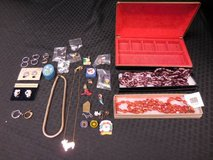 Jewelry, mostly pins and costume in Camp Pendleton, California