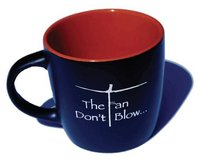 The Fan Don't Blow For Less Than 1.0 (Pilot Mug) in Fort Rucker, Alabama