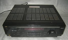 Audio/Video Control Receiver - JVC - RX-6010V + Manual in Lockport, Illinois
