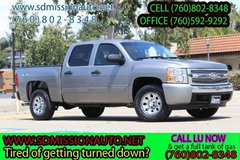 2007 Chevrolet Silverado 1500 LT1 4x4  Ask for Louis (760) 802-8348 in Camp Pendleton, California