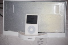 white 5th gen ipod white bose sounddock digital music stereo system 5000+ songs  00002 in Huntington Beach, California