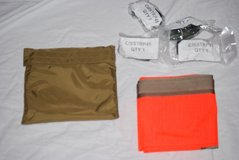 tip-21kit thermal vehicle id panel 2 x 2 orange / brown traps / instructions  00013 in Huntington Beach, California