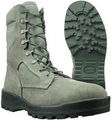 mcrae sage green usaf us air force women's 8w wide military comabt boots   00023 in Huntington Beach, California