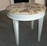 cute makeup stool or side table in Camp Pendleton, California