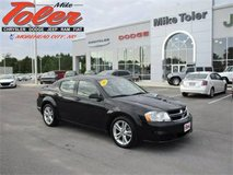 2013 Dodge Avenger SE-Black-4DR-Clearance Priced! (STK-14170A) in Cherry Point, North Carolina
