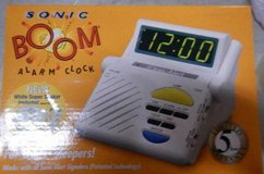 Sonic Alert Sonic Boom Alarm Clock in Lockport, Illinois