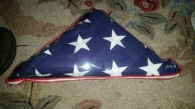 Memorial American Flag - Perfect Condition in Travis AFB, California