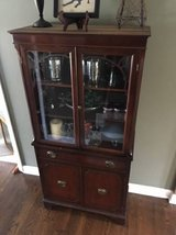 Antique China Cabinet Duncan Phyfe in Naperville, Illinois