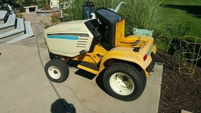 Cub Cadet 1541 with mowing deck in Naperville, Illinois
