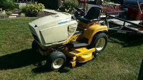 Cub Cadet 1863 with mowing deck in Naperville, Illinois