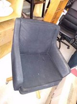 Vintage Black Rolling Chair for Office of Kitchen in Roseville, California