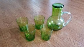 NEW! Nest by Tracy Hutson Pitcher & 4 Glasses Set in Tacoma, Washington