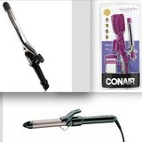 "New! Conair 3/4"" -OR- 1"" Curling Iron -OR- Flat Crimper Curler Combo in Orland Park, Illinois"