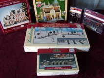 Christmas village pieces - multiple listings - moving sale in Schaumburg, Illinois